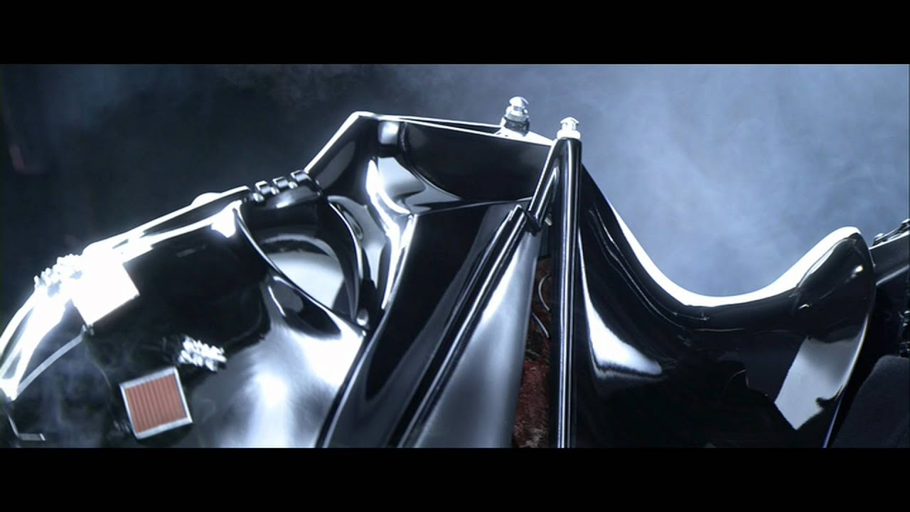 Star Wars Iii Revenge Of The Sith Darth Vader S Birth 1 Imperial March Sub Ita Youtube