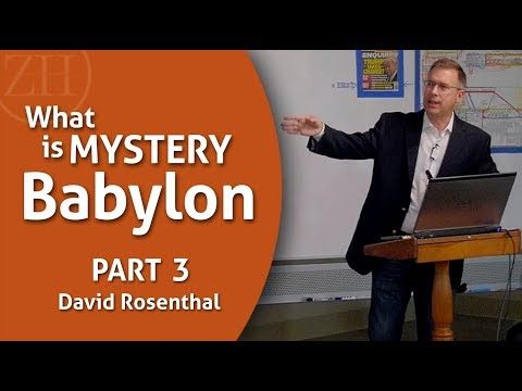 What is Mystery Babylon Part 3  David Rosenthal