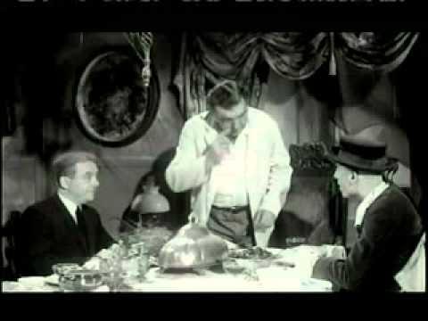 SPIDER BABY, Bizarre Lon Chaney Jr. Addams Family Homage