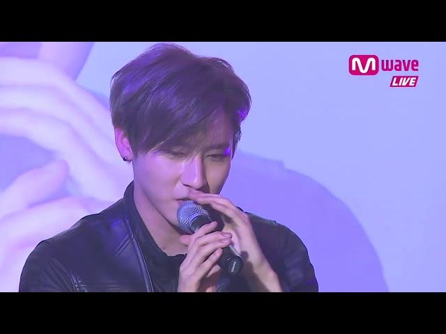 MONSTA X IM CHANGKYUN SINGING