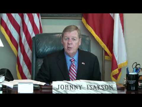 Veterans Day Message from Senator Johnny Isakson