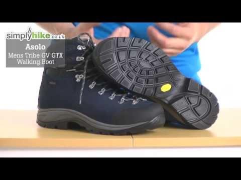 Gv Boot Tribe uk Mens co Simplyhike Youtube Gtx Walking Asolo rdeBoWxC