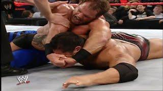 Batista Vs Chris Benoit 720p HD Smackdown Full Match