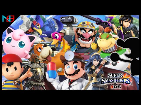 Super Smash Bros 3DS How To Unlock All Characters
