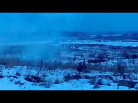 Кубинка зима 1942год Вяземский десант