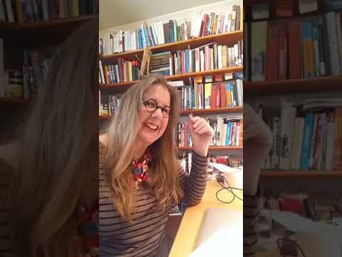 Janet Fitch's Facebook Live: Time Management, Parenting, Dialogue in Fiction