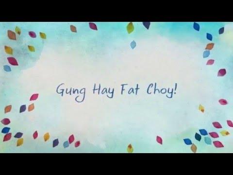Gung Hay Fat Choy 2016!