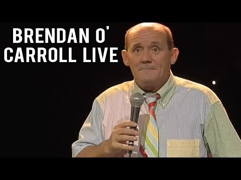 "Brendan O'Carroll Live - ""How's Your Wibbly Wobbly Wonder?"" (Mrs Brown's Boys Live Show)"