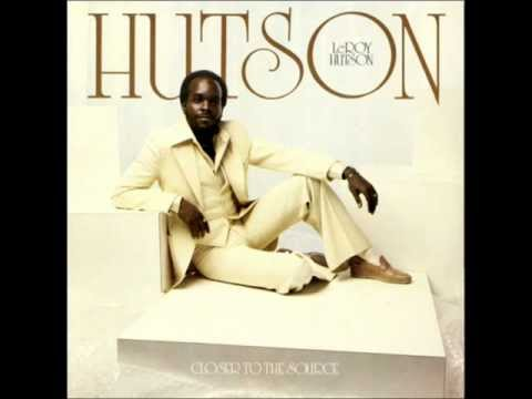 Leroy Hutson - Get to this