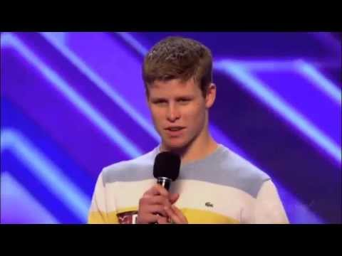 X Factor Joseph Anteater Joe Cox - The X...