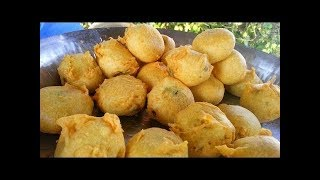 How to make Mumbai Batata Vada Pao   वादा पॉव   Easy Cook with Food Junction