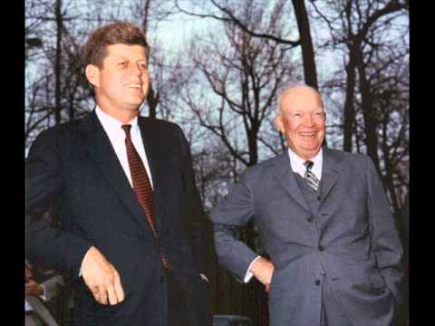 JFK TALKS WITH DWIGHT EISENHOWER ABOUT THE CUBAN CRISIS (OCTOBER 22, 1962)