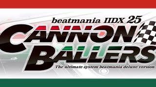 【beatmania IIDX 25 CANNON BALLERS】Papilio ulysses