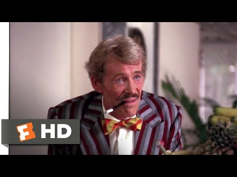 Club Paradise (1986) - Flotsam & Jetsam Scene (1/8) | Movieclips