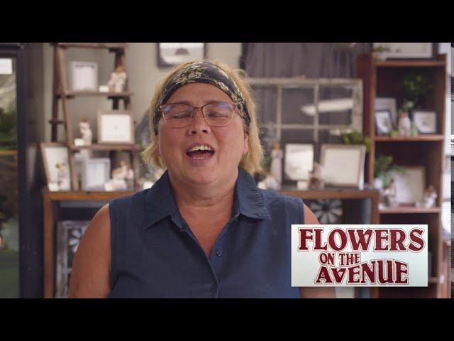 Meet the Merchants - Flowers on the Avenue