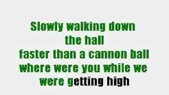 Oasis - Champagne Supernova - Real Karaoke with lyrics