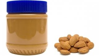 mantequilla de almendras - how to make almond butter