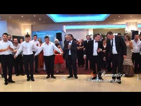 Treambura Pamporea nunta Angi si Sica Geambazu