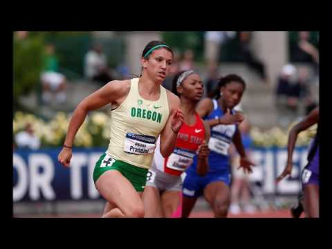 Clovis sprinter Jenna Prandini advances to 200-meter semifinals at ...