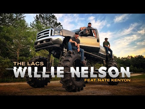 "The Lacs - ""Willie Nelson"" Feat. Nate Kenyon (Official Music Video)"
