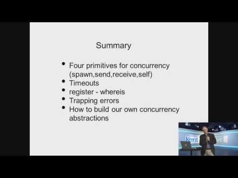 Erlang Master Class 2: Video 4 - The Road to Generics