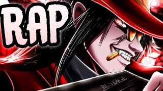 "ALUCARD RAP | ""Blood"" | RUSTAGE ft. TOPHAMHAT-KYO [HELLSING]"