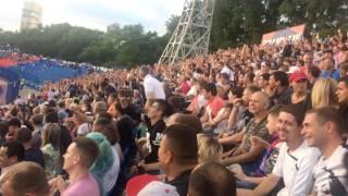 СКА Хабаровск -Зенит 0-2 Видео изнутри, Без фильтров. Обзор Болельщика. Организация.