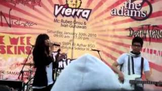 VIERRA - PERIH (Widy scream at al-azhar bsd) .flv