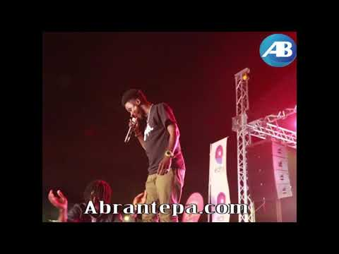 Kuami Eugene goes vulgar on Legon campus