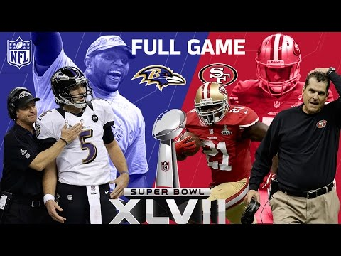 "Super Bowl XLVII: ""The Harbaugh Bowl"" aka ""The Blackout"" 
