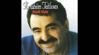 İbrahim Tatlıses'in 1994 yılında  piyasaya sürülen albümünden bir parça (Saza Niye Gelmedin)