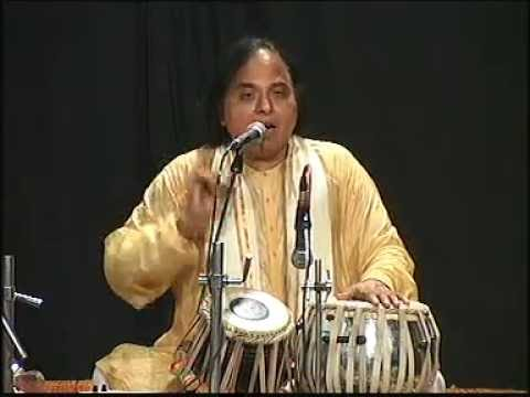 Pandit Suresh Talwalkar on Improvisation ( Upaj )