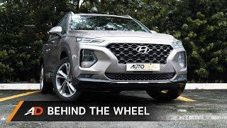 2019 Hyundai Santa Fe 2.2 GLS 4x2 Review - Behind the Wheel