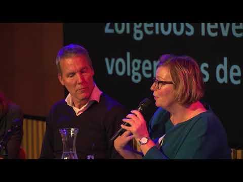Tegenlicht meet up Rotterdam: Zorgeloos leven volgens Jos de Blok
