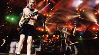 AC/DC - Shoot To Thrill   Live At Donington 1991