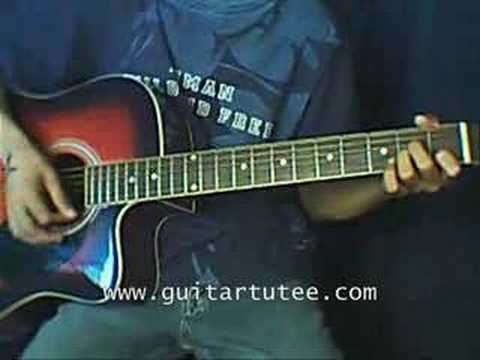 Almost Lover (of A Fine Frenzy, by www.guitartutee.com)