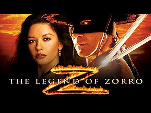 Legend Of Zorro 2005 - Antonio Banderas, Catherine Zeta-Jones,Rufus Sewell - Happy New Year FULL HD.