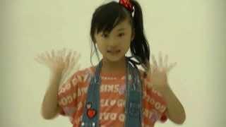 セントラル ダンスユニット スーパーキッズメンバーの富澤 萌桃花です。