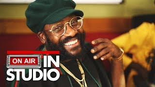 Tarrus Riley 'cools down' Cess on The Jam | The Jam 984