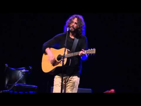 """As Hope And Promise Fade"" in HD - Chris Cornell 11/22/11 Red Bank, NJ"