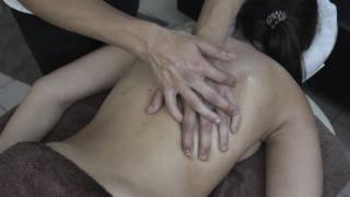 Массаж спины - Видеоурок - Новожилов Артем