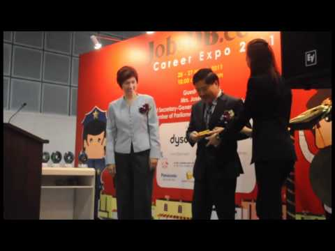 JobsDB.com Career Expo 2011 | Highlights of Day 1