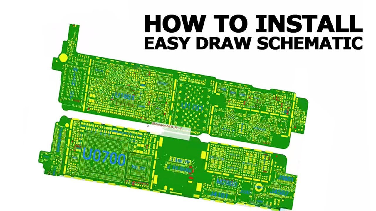 Easy Draw Smartphone Schematic Diagrams ZXW Alternative (1-Year Active)