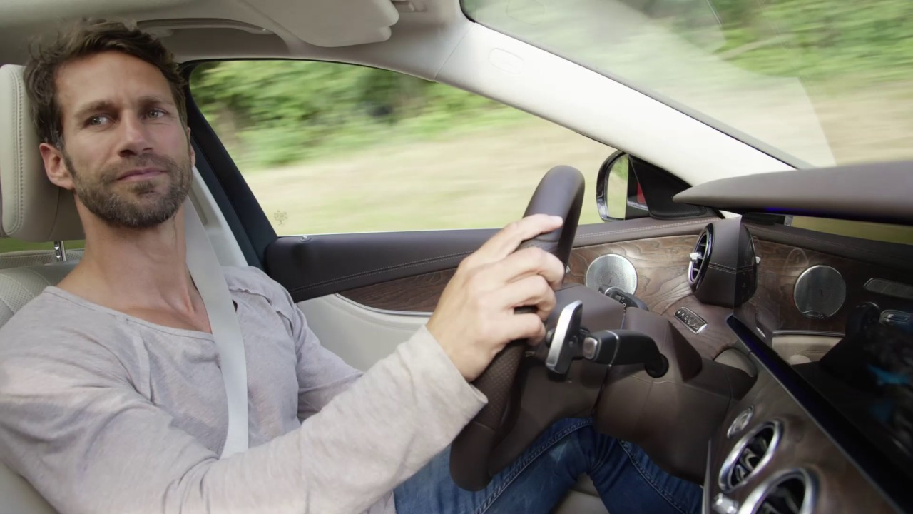 Mercedes-Benz España: nuevo Mercedes-Benz Clase E All-Terrain