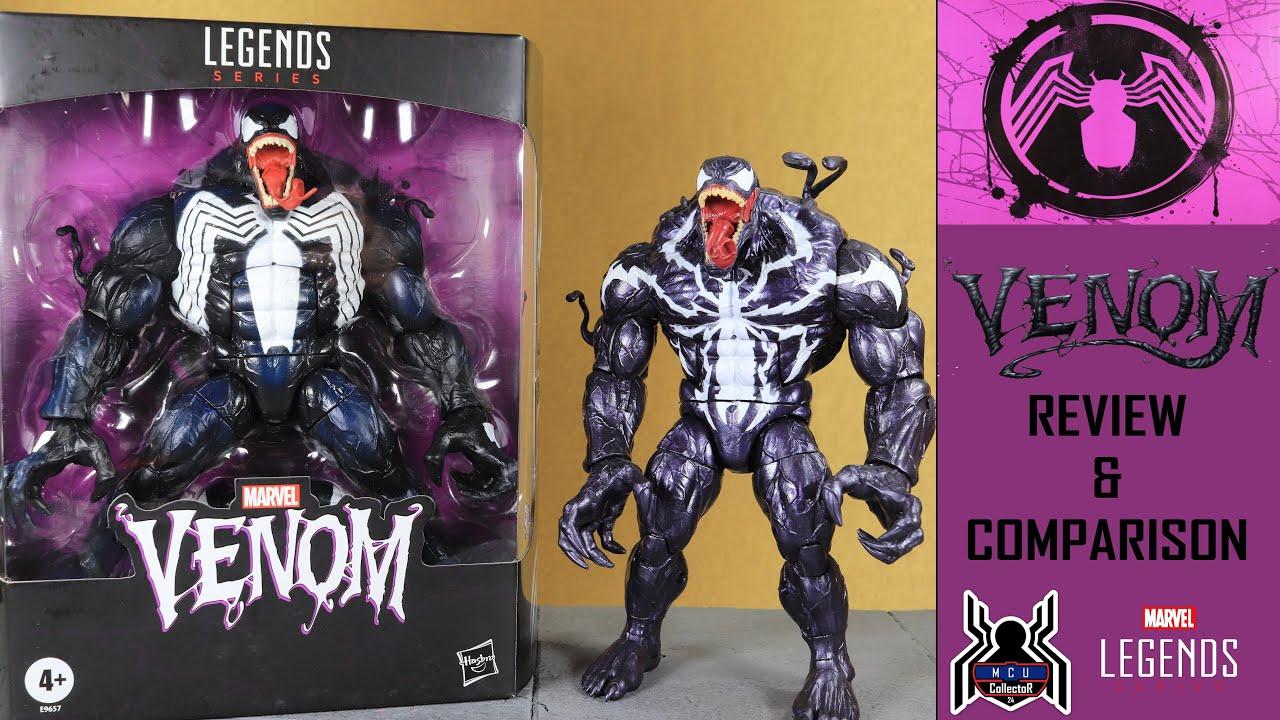 Hasbro Figurine Venom version Collector Marvel Legends