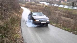 VW Passat 1.8CL '90 BURNOUT
