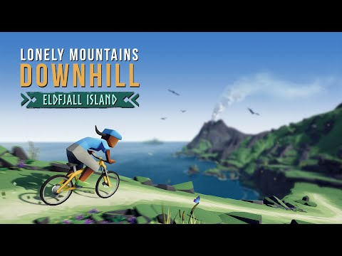 """Lonely Mountains: Downhill - """"Eldfjall Island"""" Trailer - OUT NOW"""