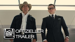 KINGSMAN: THE GOLDEN CIRCLE | Offizieller Trailer 2 | Deutsch HD German (2017)