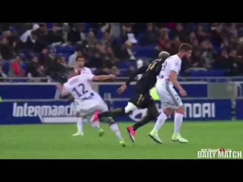 Lyon vs Monaco 1 2   All Goals  Highlights   23/04/2017 HD
