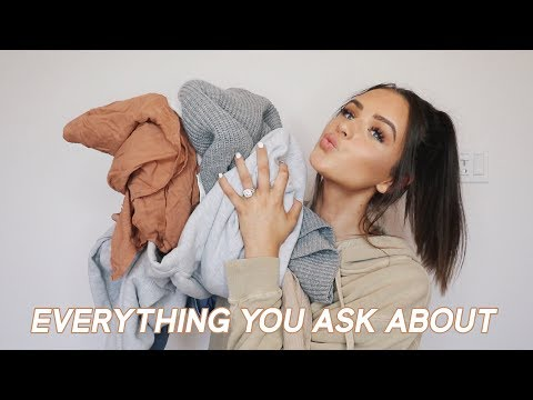 everything youve been asking about! (clothing haul)